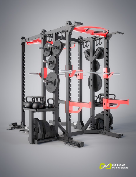CROSSTRAINING double pack powerrack