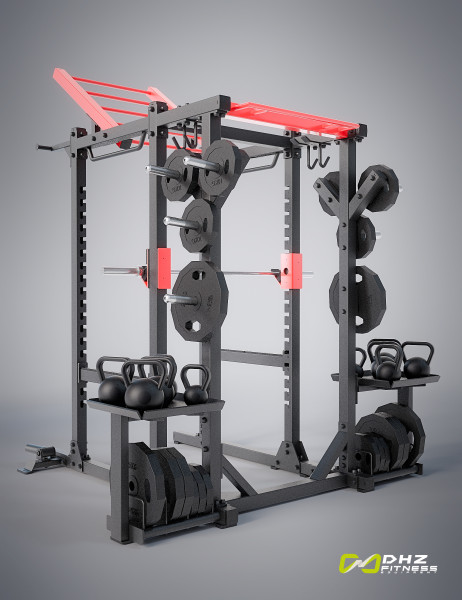 CROSSTRAINING tower powerrack