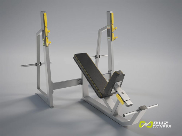 OLYMPIC INCLINE BENCH - EVOST II