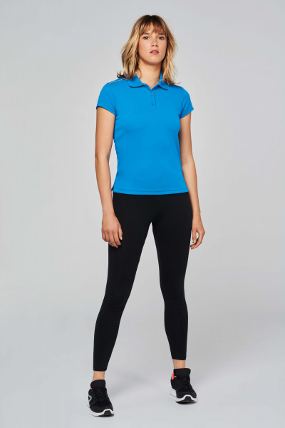 Kurzarm Damen Polo Quick Dry