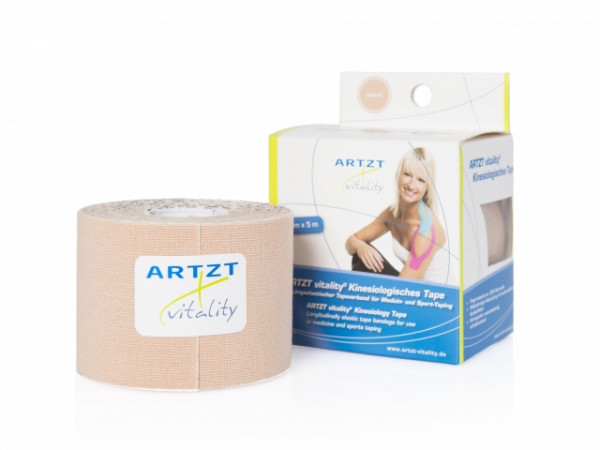 ARTZT vitality® Kinesiologisches Tape (5 m Rolle)