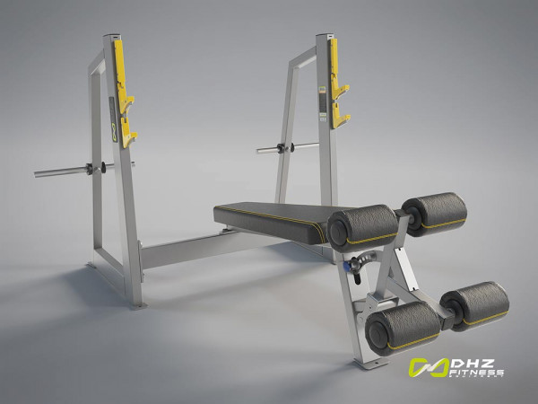 OLYMPIC DECLINE BENCH - EVOST II
