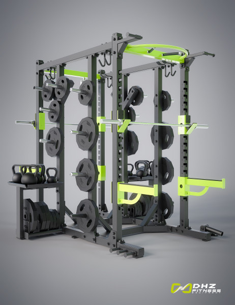 CROSSTRAINING double rack powerrack