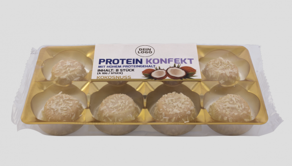Protein Pralinen Low Carb (Displays)