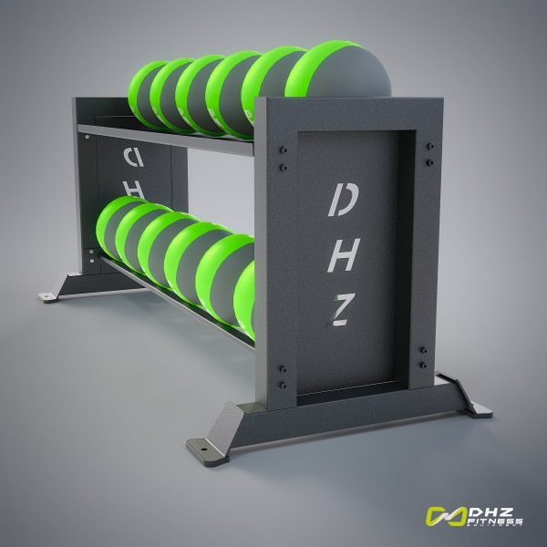 CROSSTRAINING Medicineball rack