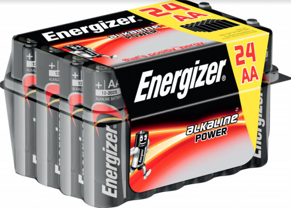Energizer Batterie Alkaline Power AA