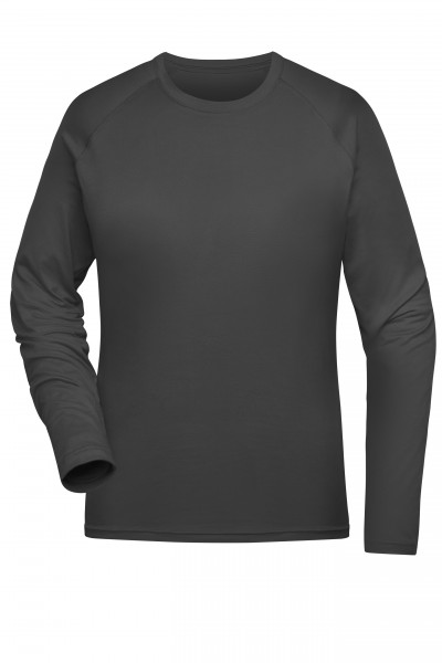 Ladies' Sports Shirt Long-Sleeved