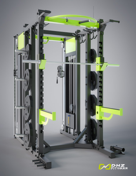 CROSSTRAINING powerrack / cable cross