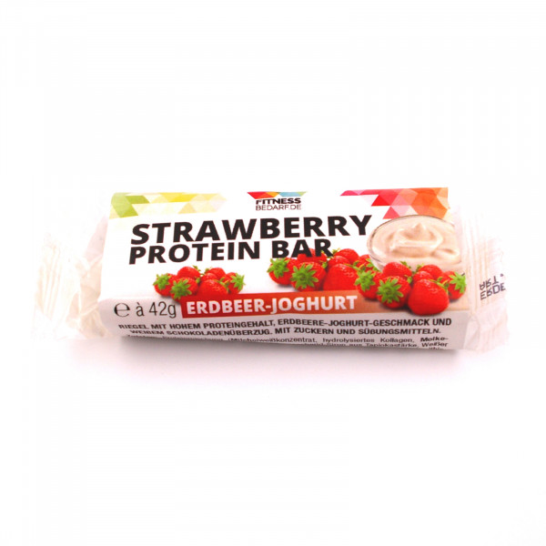 Strawberry Protein Bar IMO Low Carb 42g