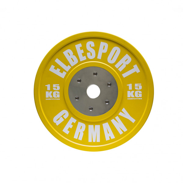 ELBESPORT Competition Bumper Plate